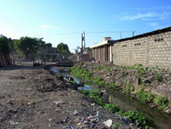 Poor Sanitation in Cap Haitien